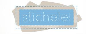 Logo Stichelei